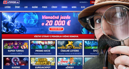 Slovakia gambling firm TIPOS under money laundering cloud