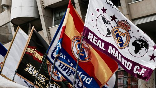 Real Madrid now has a Russian gambling partner