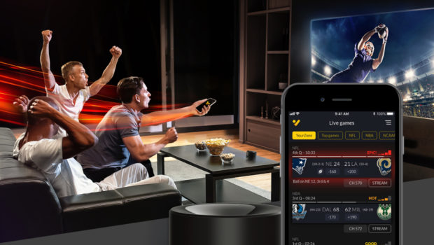 'YourZone' Looks To Be The 'RedZone' For All Sports
