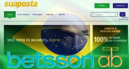 Betsson takes 75% stake in Brazil race betting operator Suaposta