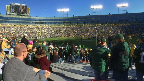 NFL Week 17: Packers destroy the house win comeback win