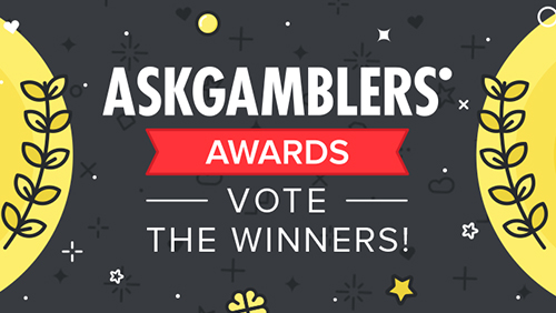 Players can still vote for their favourite finalists in the AskGamblers Awards race