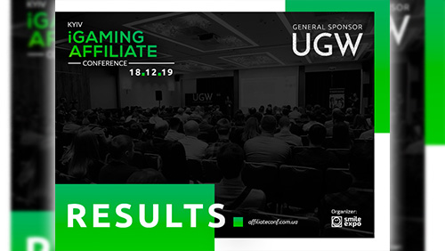 Results of Kyiv iGaming Affiliate Conference on gambling legalization