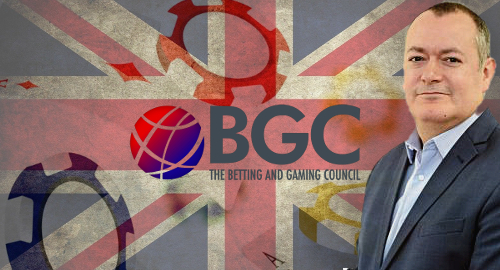 UK Betting & Gaming Council picks music man as new CEO