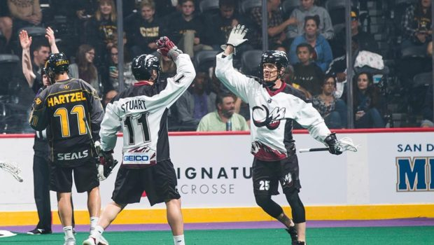 National Lacrosse League To Host First-Ever Team Business Summit In Las Vegas This Week