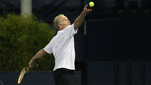 """I felt like I couldn't lose."" How John McEnroe turned red mist into success"