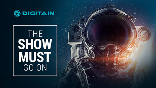 Digitain announces: the show must go on!