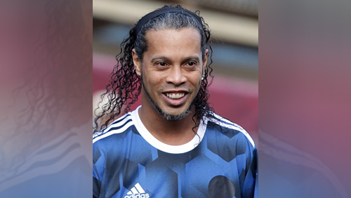 Soccer star Ronaldinho facing major legal issues in Paraguay