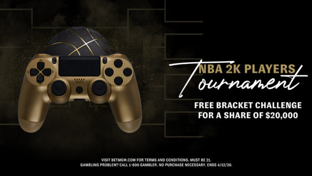 BetMGM Is Hosting A Free To Play NBA 2K Players Tournament
